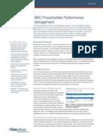 BMC Proactive Net Performance Management 120496