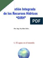 5_Gestion Integrada del Recurso Hídrico