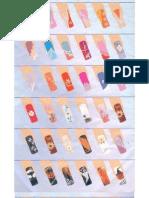 180 diseños de uñas- fotos