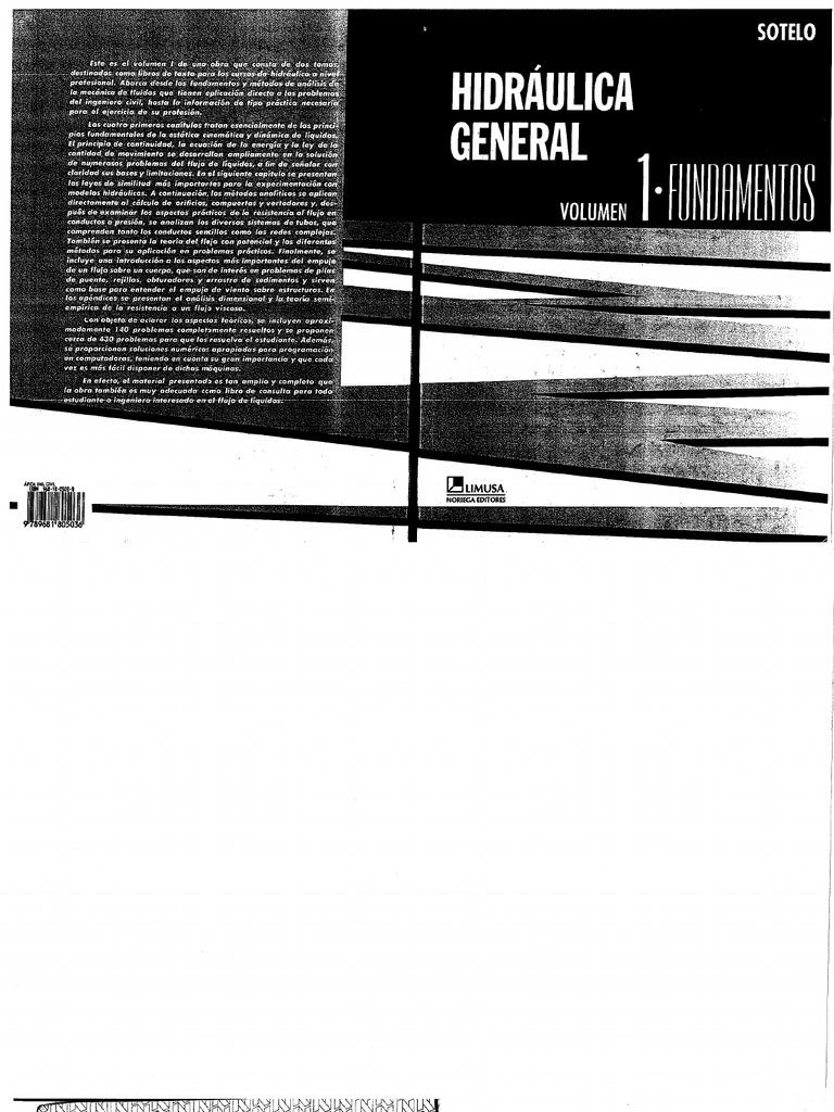 Hidraulica General Sotelo Download