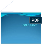Colorantii
