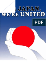 """For Japan, We're United"" Fundraiser Program, 6/9/2011"