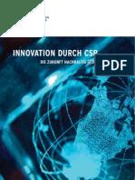BMU_2009_Innovation_durch_CSR - Die Zukunft Nachhaltig Gestalten
