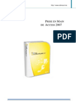 4 - Support de Cours Access 2007
