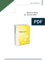 4 - Support de Cours Access 2007