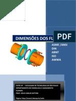Tabela mais Completa de Flanges - FATEC-SP - Prof. Célio