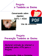 Apresentacao DST AIDS