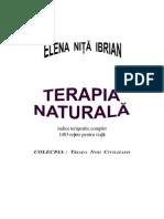 terapia naturala