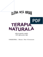 terapia naturala