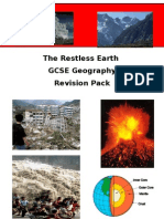 Unit 1 Section a the Restless Earth