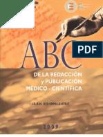 ABC de la redacción y Publicación Médico Científica