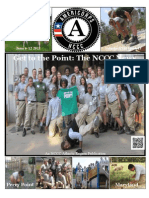 NCCC Atlantic Region Get to the Point Issue 13 Volume XVII