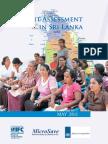 Deposit Assessment in Sri Lanka