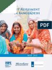 Deposit Assessment in Bangladesh