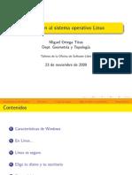 OSL Intro Linux 23 Nov 2010