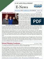 Sept- WOL- E-news