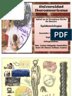 Salud en Mexico y Frontera Presentacion de Epidemiologia