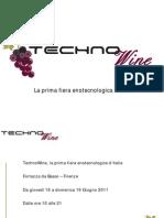 Projeto de Evento TechnoWine