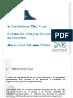 Substation Integration and Automation Estrada Pintor
