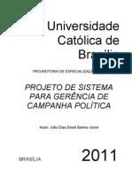Sistematização de Aprendizagem - Bancos de Dados Livres - João Bentes