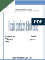 rapport fiscalité