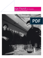 Sage Payroll CSV Templates