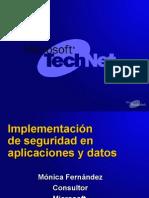 Modelo de Defensa en Profundidad-Microsoft