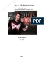 Ckv Report - Bully Beatdown