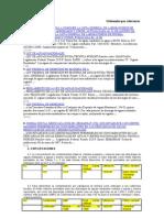 Referencias Legales Agua Residual as Con F.P.