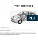 Mercdes w211 Networking