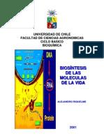 Apuntes de La Universidad de Chile
