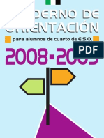 Cuaderno 4c2ba Eso 2009 Orientacion