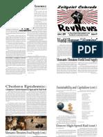 Revnews Issue 1