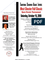West Chester Fall Classic 2008