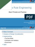 Rule Rngineering