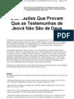 10 Razoes T J NaoSaoDeDeus-ExTJ