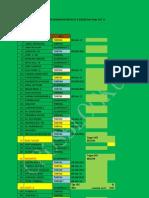 3. Daftar Hasil Ulangan Kenaikan Kelas X-8 (Ukk) Gnp 2010-2011 Per 8 Juni 2011