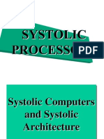 070 Systolic Processors