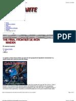 The Final Frontier de Iron Maiden