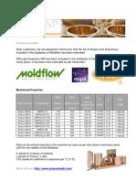 ampco_moldflow_datas