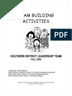 Team Building Activities For Every Group Alanna Jones Baseball