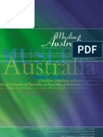 Muslim Australians, THEIR BELIEFS, PRACTICES AND INSTITUTIONS - by Professor Abdullah Saeed