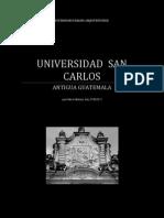 Patrimonio Urbano Arquitectonico Antigua