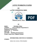 Anindya Saha Banking Project