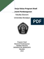04_Program_Kerja_PS-EP_2009-2013