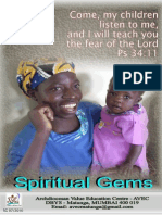 Spiritual Gems 7