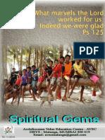 Spiritual Gems 11
