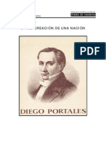 CHILE CREACIÓN DE UNA NACIÓN