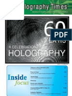 The Holography Times, Vol 1, Issue 2