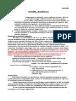 Organizarea Sistemului Judiciar in Romania